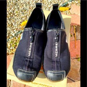 Women's Merrell Barrado Black Shoes 🌿